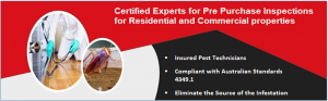 Pre Purchased Inspections services